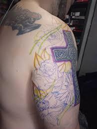 Alien Tattoo At Alien2 Twitter