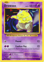 - Xy Xy Common Drowzee Channelfireball Series Pokemon » com 49 108 Evolutions Singles