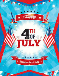 Independence Day 4th Of July Religious Flyer Template