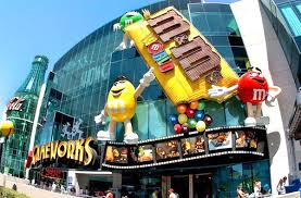 Like The Big Sign Candy Store Exterior Mood Board Vegas Las