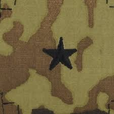 Ocp Pattern Awesome Eagles Of War Rank O48 Brigadier General BG Operational