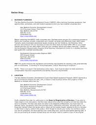 Resume Builder That Is Really Free Barbershop Business Plan Sample Proposal Barber Shop Linkedin 74