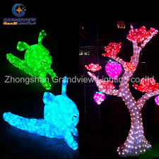 Animals In Christmas Lights China Outdoor Zoo Animals 3d Insect Beetle Illage Led
