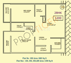 916 sq ft 2 bhk floor plan image vastu developers platinum