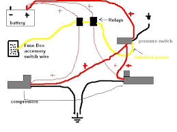 train horn wiring installation instructions train auto wiring train horn installation w pics toyota tundra forums tundra on train horn wiring installation instructions