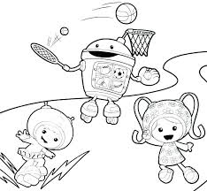 Nick Jr Coloring Pages Printable At Getdrawingscom Free For