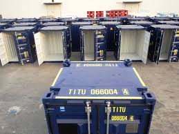 DNV containers for off shore