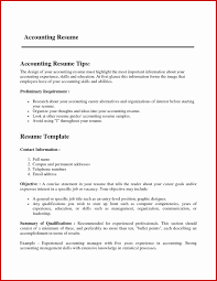 Resume Example Jobstreet