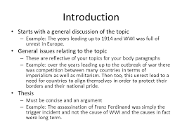 history essay writing research the first step in writing your 4 introduction