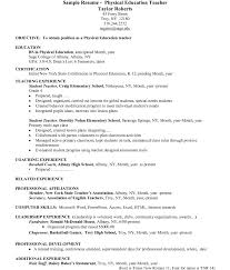 Early Childhood Assistant Sample Resume Frightening Sample Resume For Special Education Teacher Templates 23
