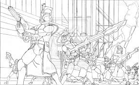 Small Picture Star Wars Clone Trooper Coloring Page 29027 Bestofcoloringcom