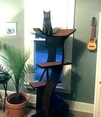 designer cat trees furniture. Contemporary Trees Modern Cat Furniture Trees Designer Tree  Stylish Throughout Designer Cat Trees Furniture