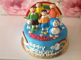 Doraemon Cake Wish A Cupcake