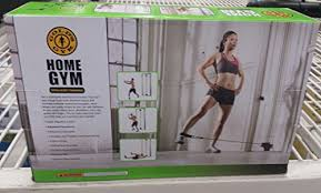 Golds Gym Home Gym Total Body Resistance Training Exercise