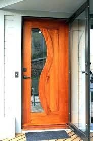 exterior doors wood and glass wood door with glass insert door design with glass and wood front doors wood with glass