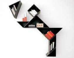 Creative bookshelves by Lago