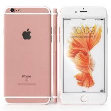 apple iphone 6s rose gold. apple iphone 6s rose gold 3d model low-poly max obj fbx mtl 4