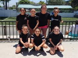 a local s soccer team took second place in an arena soccer tournament falling in a tight chionship game on sunday in garden grove