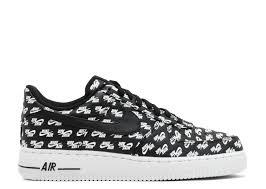 nike shoes air force black. nike. air force 1 \u002707 qs \ nike shoes black