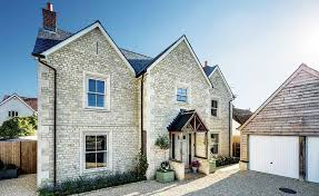 cotswold stone timber frame self build
