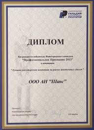 Ипотека АН Шанс Награды