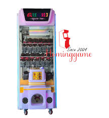 Toy Prize Vending Machine Adorable Crazy Toy Story 48 Crane MachinePopular 48 Crane Game Machine