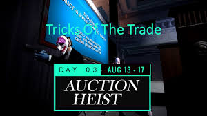 auction track payday 2 trick of the trade shacklethorne auction track youtube