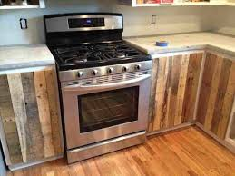 kitchen cabinet doors from pallets