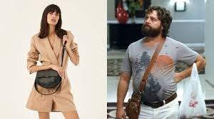 Here's Exactly How To Style A Cross Body Handbag Without Looking Like Alan  From The Hangover - Wonderfully Curated News