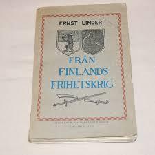 Ernst Linder Från Finlands Frihetskrig