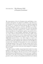 the jewish persona in the european imagination a case of russian the jewish persona in the european imagination a case of russian literature leonid livak