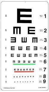 Free Printable Snellen Eye Test Chart Pin On Vision