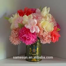 Tissue Paper Flower Ideas Tissue Paper Flower Decorations Magdalene Project Org