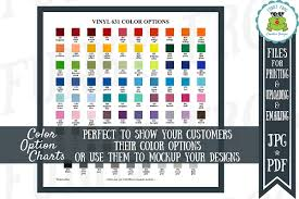 Oracal Vinyl Color Chart Pdf Oracal 631 Vinyl Color Options Chart Jpg Pdf