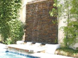 rock wall water feature wall fountains garden wall fountain soothing walls wall fountains