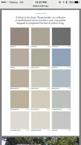 Dulux Fence Paint Colour Chart 26 Best Dulux Australia Images Dulux Australia House