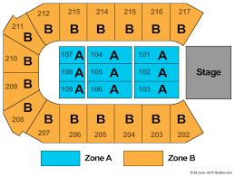 Santa Ana Seating Chart Ovo Cheap Santa Ana Star Center Tickets