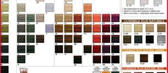 Farouk Chi Hair Color Chart