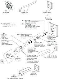 delta monitor parts delta faucet parts diagram