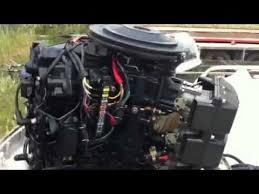 1987 johnson 150 v6 vro outboard trim tilt