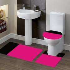 new high quality bathroom rug mat set toilet lid cover 7 2 t
