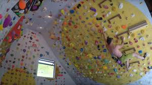 top climber hurt playing with
