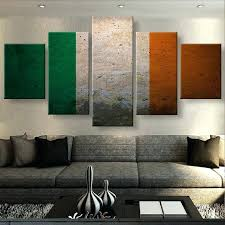 custom canvas wall art wall art 5 panels canvas prints pride canvas painting home decor custom canvas poster in painting calligraphy from home garden on