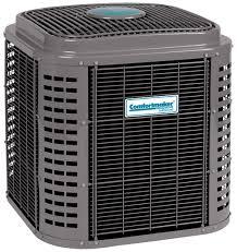 central air conditioner cxa comfortmaker softsoundacircreg 16 central air conditioner
