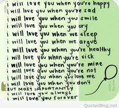 Love You Forever Quotes Impressive Images Of I Will Love You Forever Quotes For Him SpaceHero