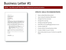 Business Letters Samples Free Business Letters Samples Business