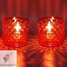 red candle holders glass red cylinder candle holder shape cylindrical red mercury glass hurricane candle holders