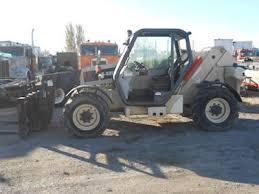 Ingersol Rand Forklift 2007 Ingersoll Rand Vr530c Telehandler 5300 Cap For Sale 1 749