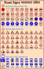 Amazon In Buy Road Signs Chart 50 X 70 Cm Book Online
