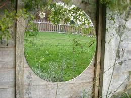 garden mirrors. 1ft 4in Circular Acrylic Garden Mirror - By Reflect™ Mirrors U